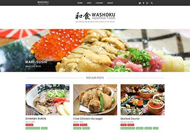 和食, Washoku Culture